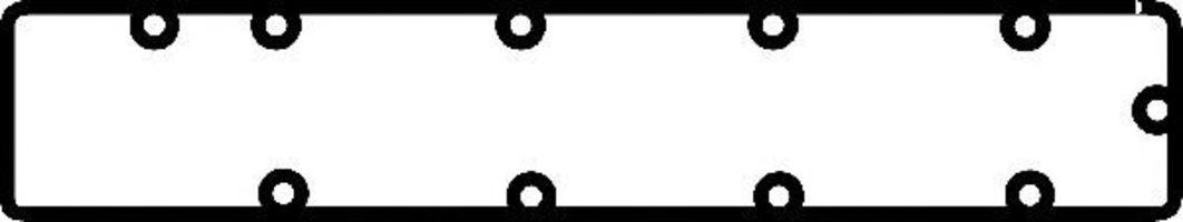 Прокладка клапанной крышки CORTECO 026206P