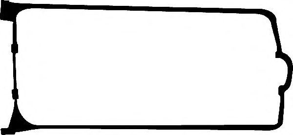 Прокладка клапанной крышки CORTECO 026583P