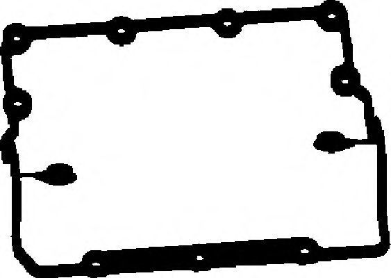 Прокладка клапанной крышки CORTECO 440071P