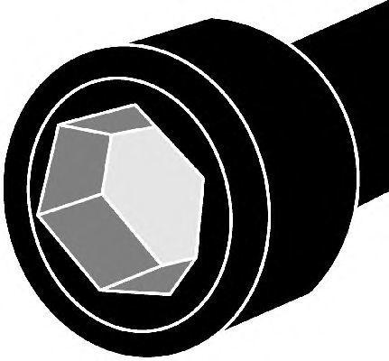 Комплект болтов головки цилидра CORTECO 016086B