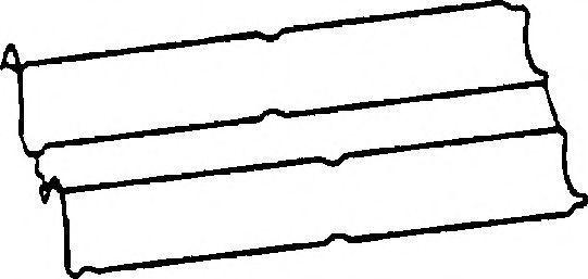 Прокладка клапанной крышки CORTECO 440097P