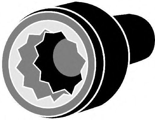 Комплект болтов головки цилидра CORTECO 016270B