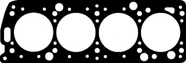 Прокладка, головка цилиндра CORTECO 401372P