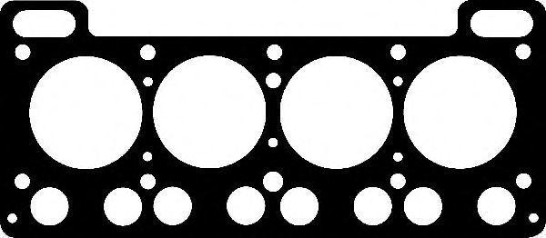 Прокладка, головка цилиндра CORTECO 401533P