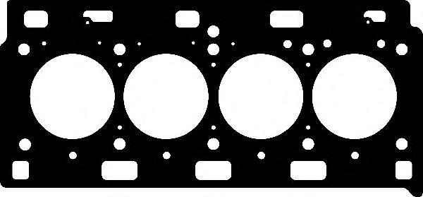 Прокладка ГБЦ CORTECO 415080P