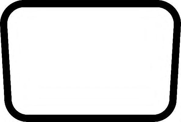 Прокладка, крышка головки цилиндра CORTECO 420593P
