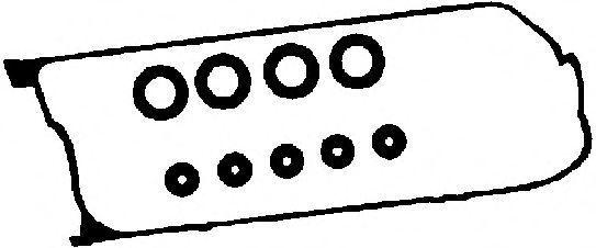 Прокладка клапанной крышки CORTECO 440157P