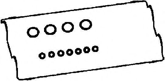 Прокладка клапанной крышки CORTECO 440174P
