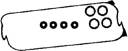 Прокладка клапанной крышки CORTECO 440177P