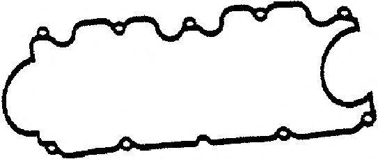 Прокладка, крышка головки цилиндра CORTECO 440204P