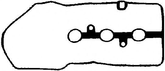 Прокладка клапанной крышки CORTECO 440250P