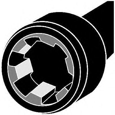 Болты ГБЦ комплект CORTECO 016745B