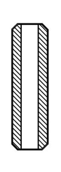 Направляющая втулка клапана AE VAG586