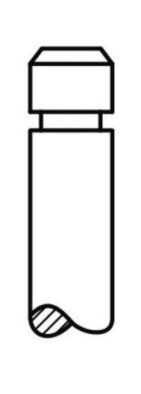Клапан выпускной AE V91192