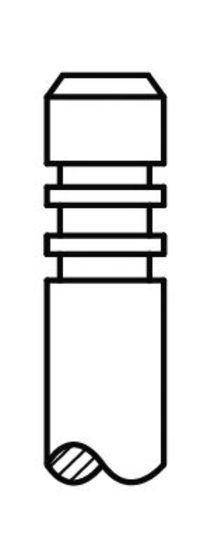 Клапан выпускной AE V94246