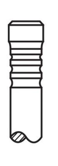 Впускной клапан AE V90232
