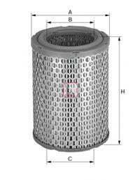 Воздушный фильтр SOFIMA S0160A