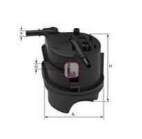 Фильтр топливный SOFIMA S4343NR