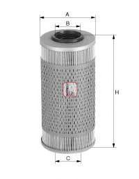 Фильтр топливный SOFIMA S 6687 N