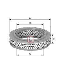 Воздушный фильтр SOFIMA S6860A