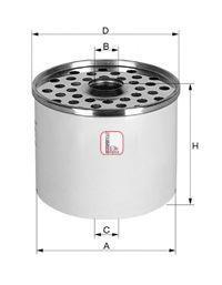 Фильтр топливный SOFIMA S7111NC