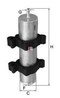 Фильтр топливный SOFIMA S1920B