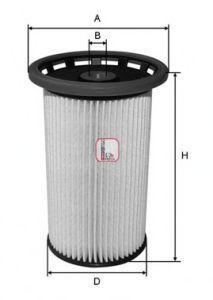 Фильтр топливный SOFIMA S6026NE