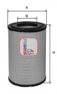 Воздушный фильтр SOFIMA S7423A