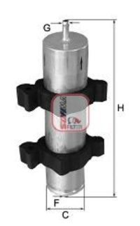 Фильтр топливный SOFIMA S1950B