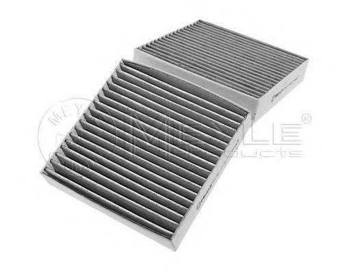 Купить Фильтр салона угольный MEYLE 0123200017