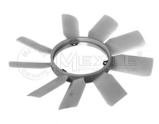Вентилятор радиатора MEYLE 0140200019