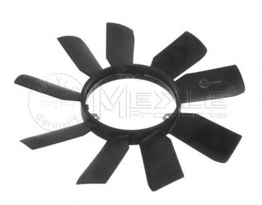 Крыльчатка вентилятора MEYLE 014 020 0025