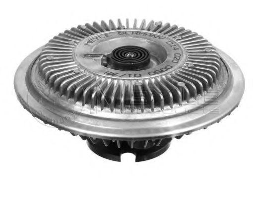 Сцепление, вентилятор радиатора MEYLE 0140200050