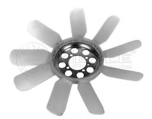 Крыльчатка вентилятора, охлаждение двигателя MEYLE 0140200069