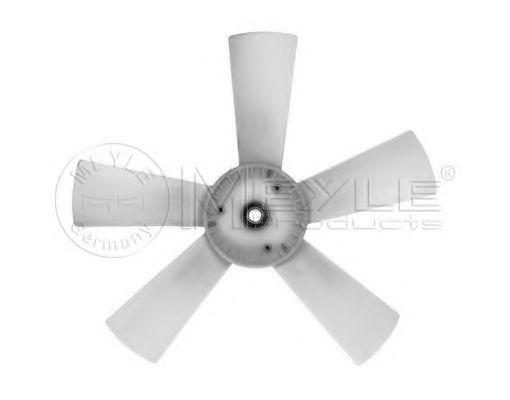 Крыльчатка вентилятора MEYLE 0140209010