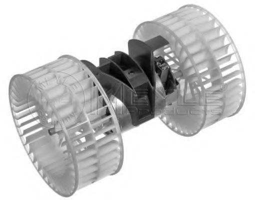 Электродвигатель вентиляции салона MEYLE 0140830034