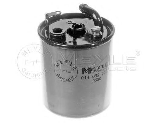 Фильтр топливный MEYLE 014 092 0001