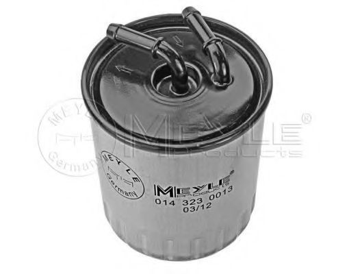 Купить Фильтр топливный MEYLE 0143230013