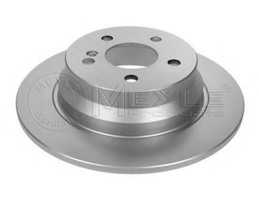 Купить Диск тормозной задний MEYLE 0155232050PD