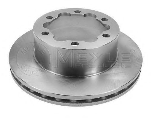 Купить Диск тормозной задний MEYLE 0155232099