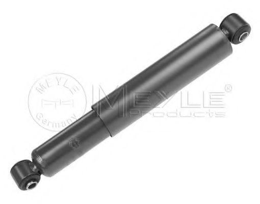 Амортизатор подвески усиленный задний MEYLE 0267150006
