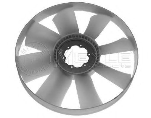 Крыльчатка вентилятора, охлаждение двигателя MEYLE 0340200054