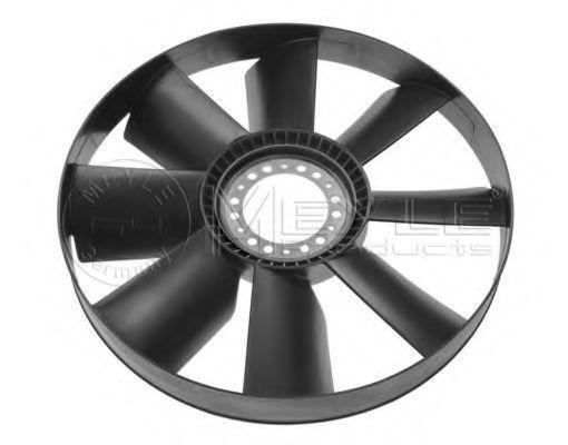 Крыльчатка вентилятора, охлаждение двигателя MEYLE 0342320005