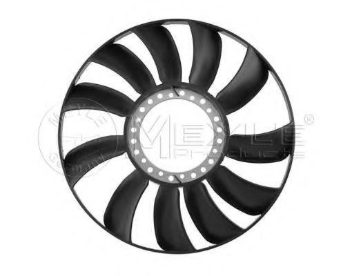 Крыльчатка вентилятора MEYLE 100 121 0071