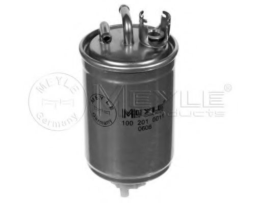 Купить Фильтр топливный MEYLE 1002010011