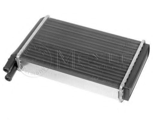 Радиатор отопителя салона MEYLE 1002280001