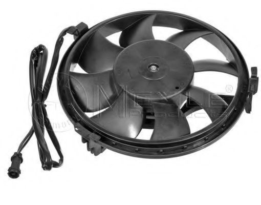 Вентилятор радиатора MEYLE 1009590013