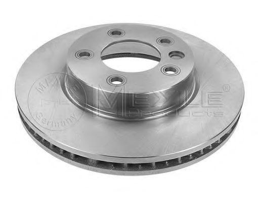 Купить Диск тормозной передний MEYLE 1155211102