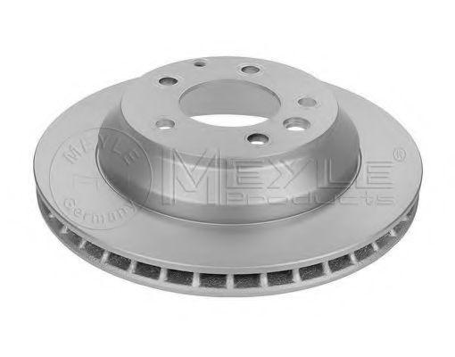 Диск тормозной задний вентилируемый MEYLE 1155231105PD
