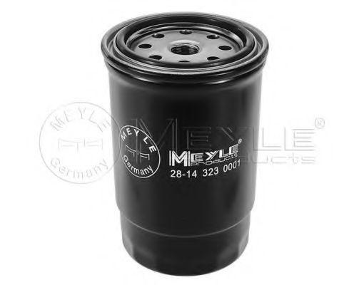 Фильтр топливный MEYLE 28143230001